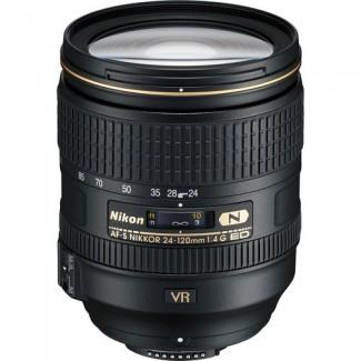 Nikon AF-S 24-120mm F/4G ED VR Zoom Lens-1632