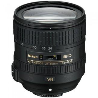 Nikon AF-S NIKKOR 24-85mm F/3.5-4.5G ED VR Lens-1633