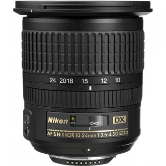 Nikon 10-24mm F/3.5-4.5G ED AF-S DX Zoom-Nikkor Lens-1647